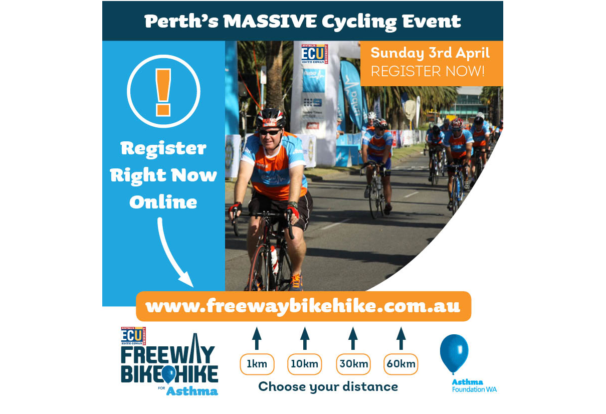 Perth Cycling Event