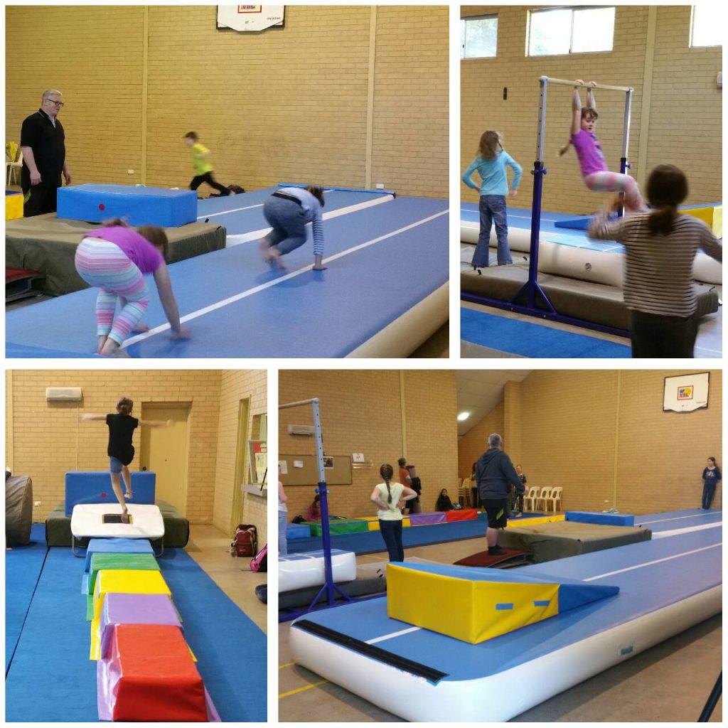 gymnastics perth