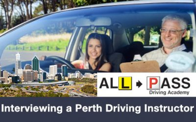 Interviewing a Perth Driving Instructor