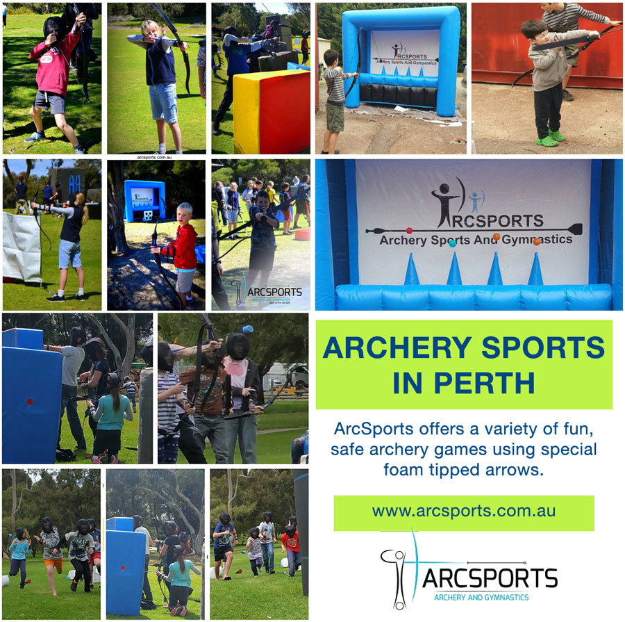 archery sports perth - gymnastics